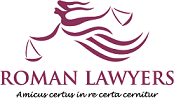 Roman Lawyers Logo